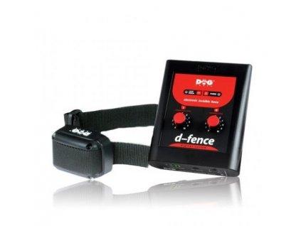 Elektronický neviditelný ohradník Dogtrace d-fence 1001