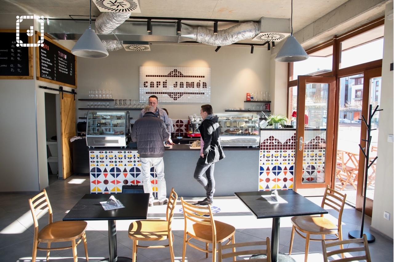Café Jamón