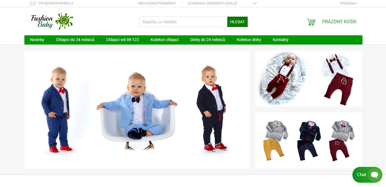 Fashion Baby - shop