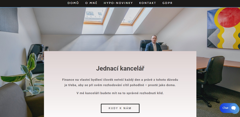 Specialista na hypotéky Olomouc