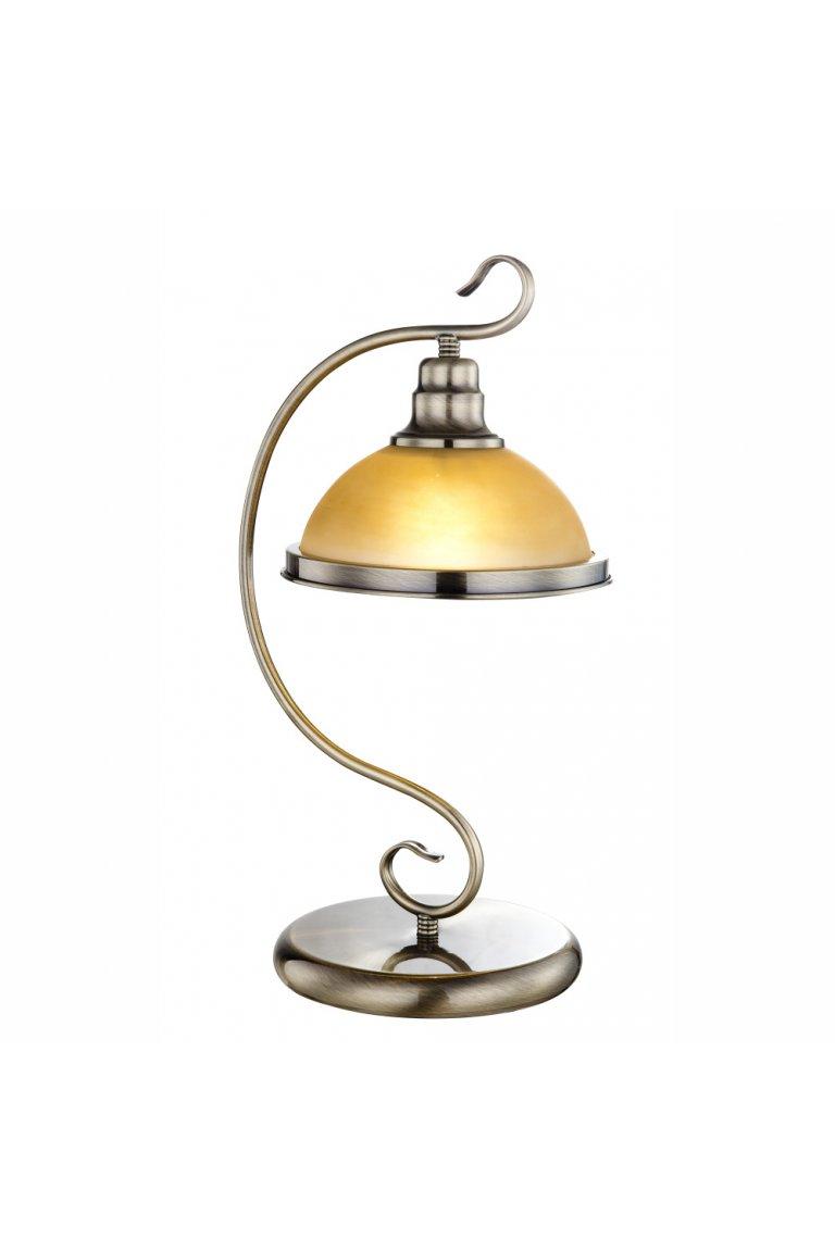 Rustikální stolní lampičky