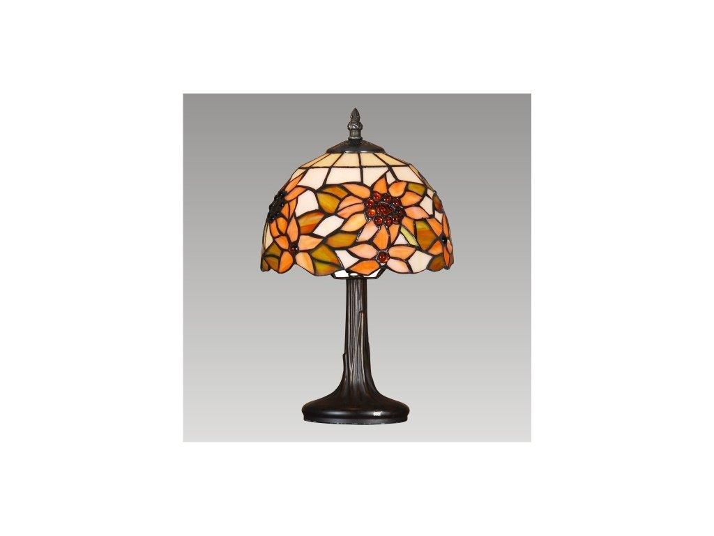 Prezent 88 TIFFANY stolní lampa