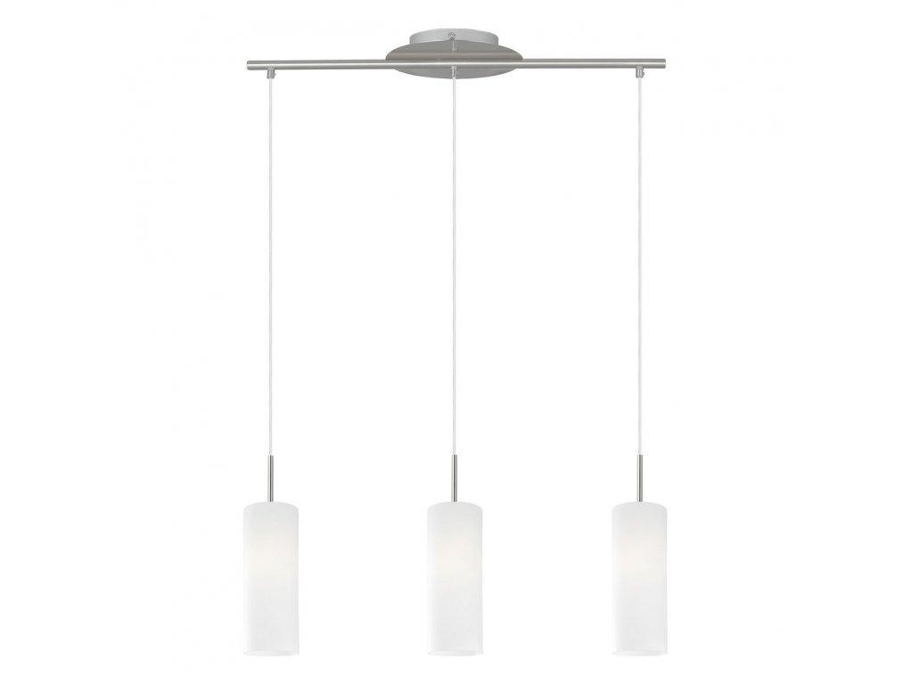 EGLO 85978 závěsné svítidlo TROY 3 E27 3x60W