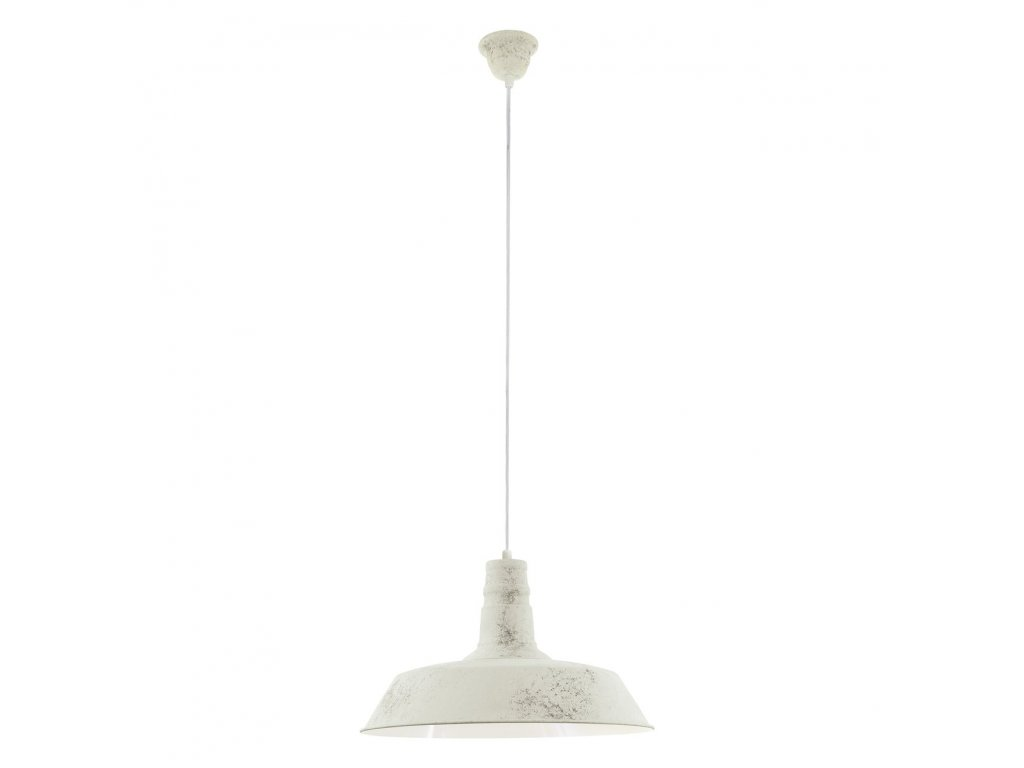 EGLO 49398 závěsné svítidlo SOMERTON 1 E27 1x60W