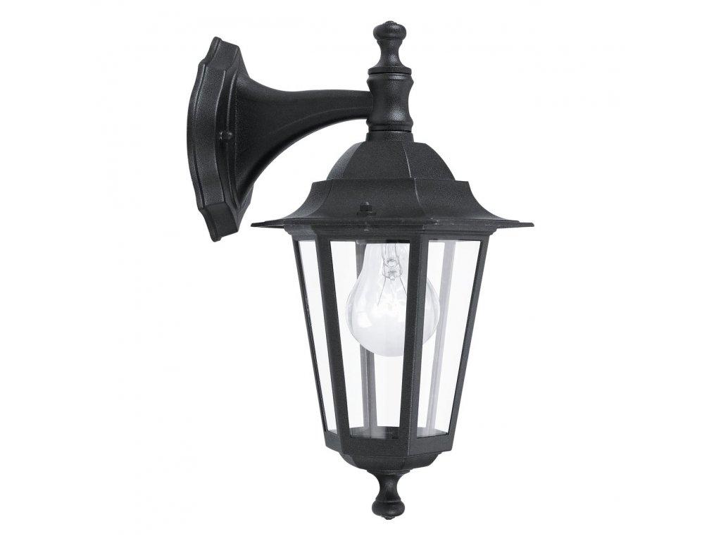 EGLO 22467 venkovní nástěnné svítidlo LATERNA 4 E27 1x60W