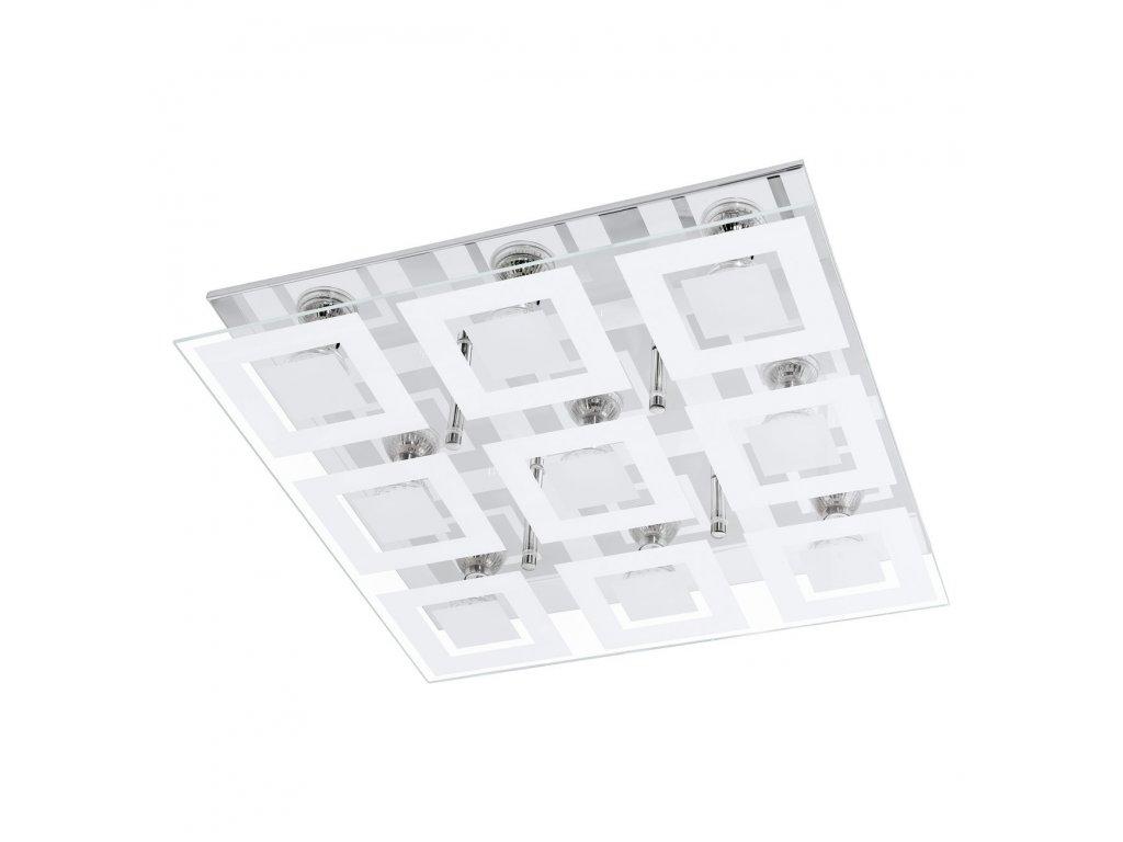 EGLO 94227 nástěnné/stropní LED svítidlo ALMANA GU10-LED 9x3W