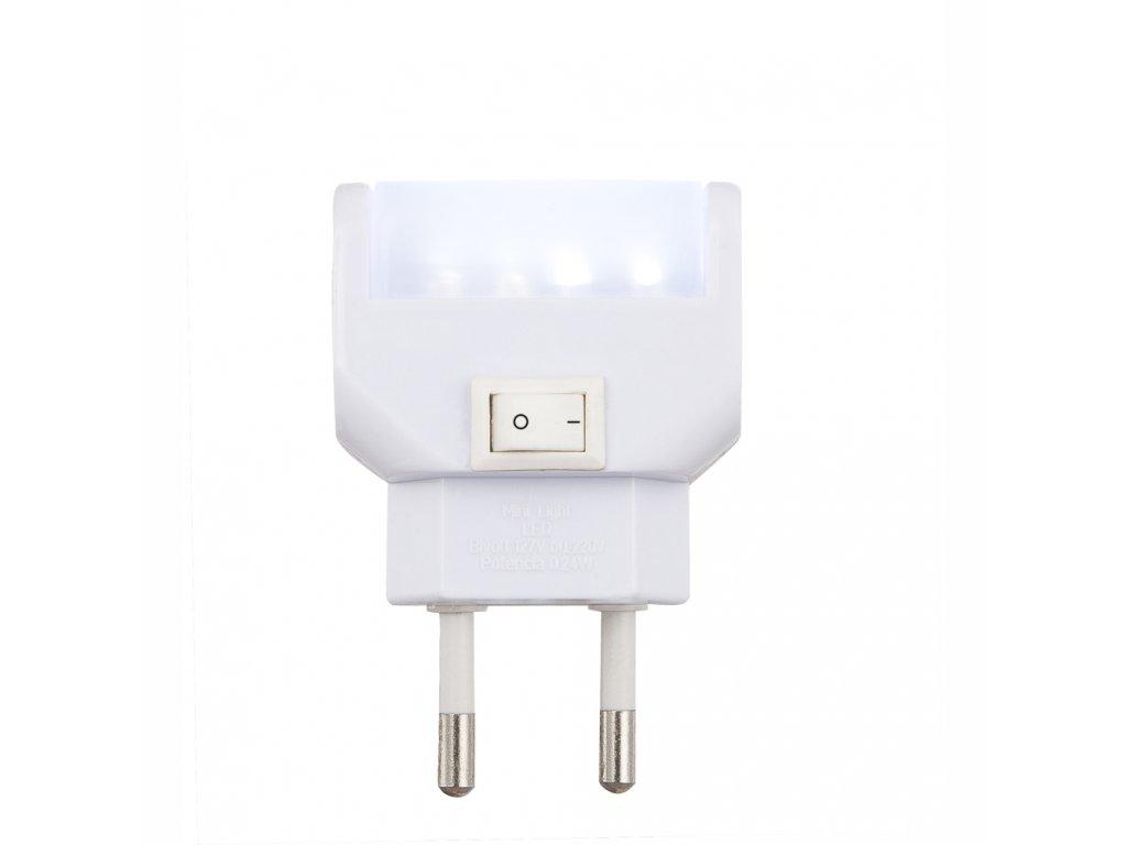 GLOBO 31908 orientační svítidlo CHASER 4xLED 0,06W, 6400K