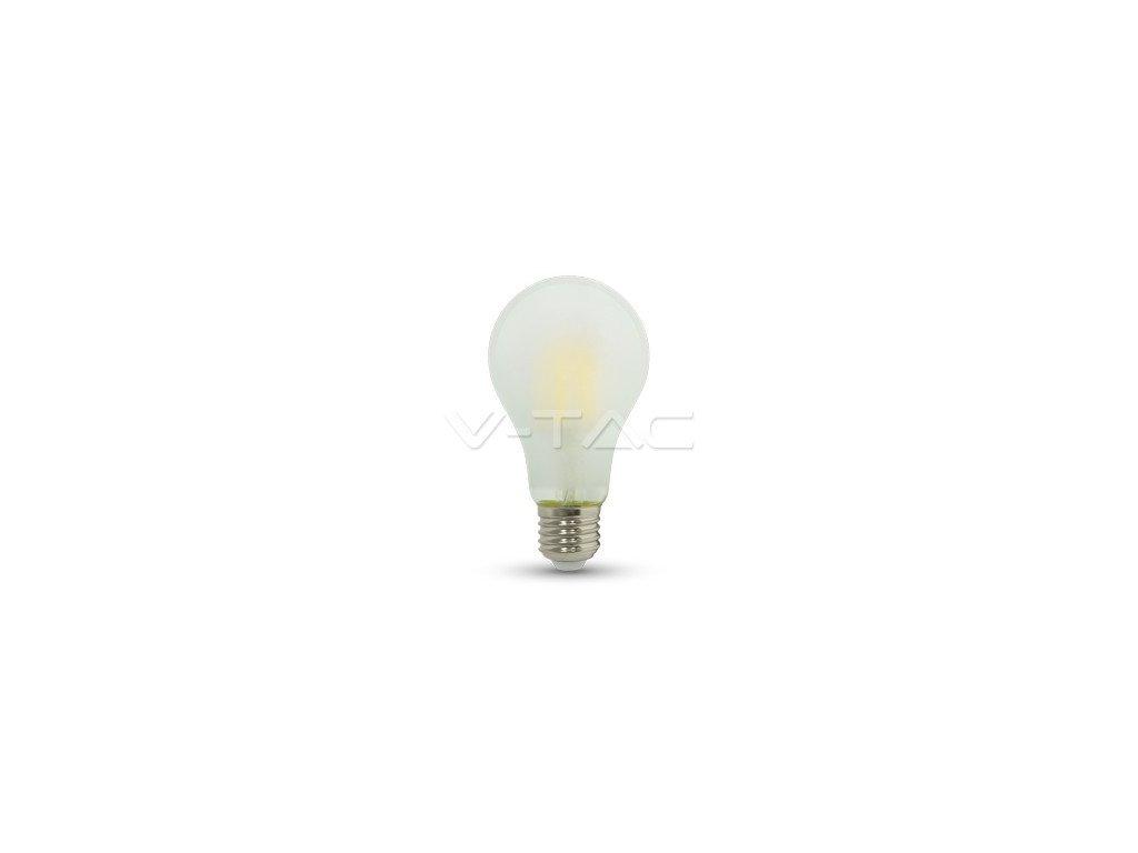 V-TAC LED žárovka Filament Bulb 10W 1055lm E27 VT-2023 – Neutrální bílá 4000K