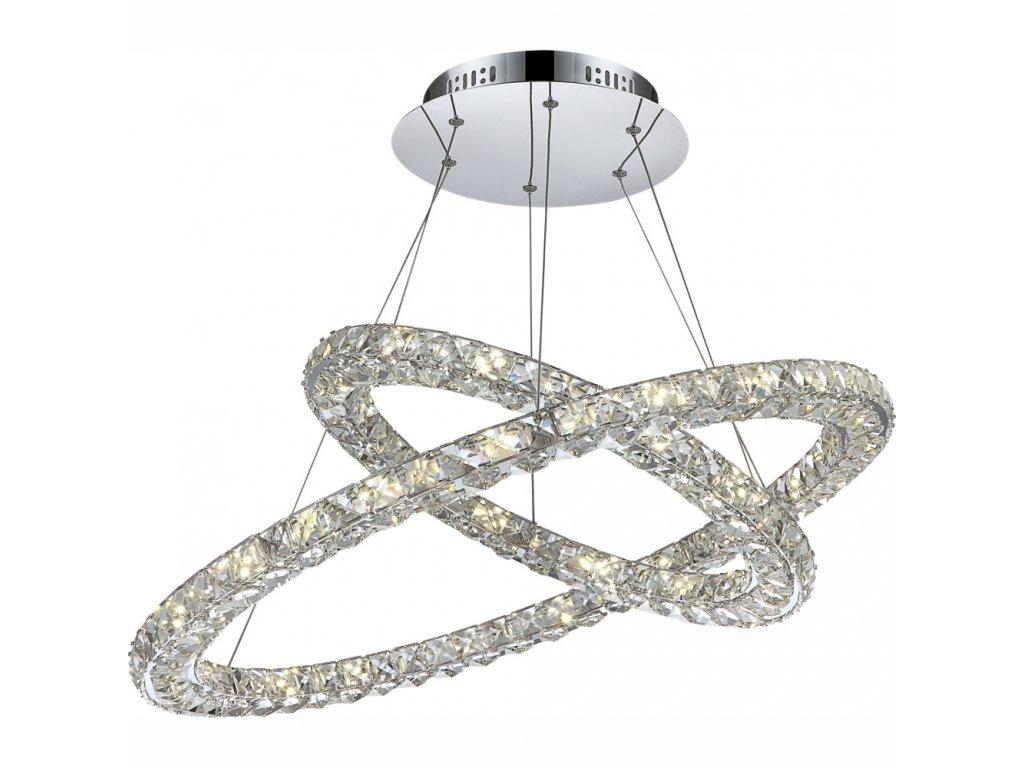 GLOBO 67038-64 LED závěsné svítidlo MARILYN I