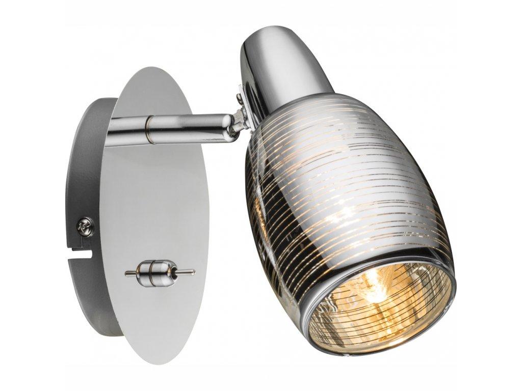 GLOBO 54986-1 nástěnné svítidlo CARSON