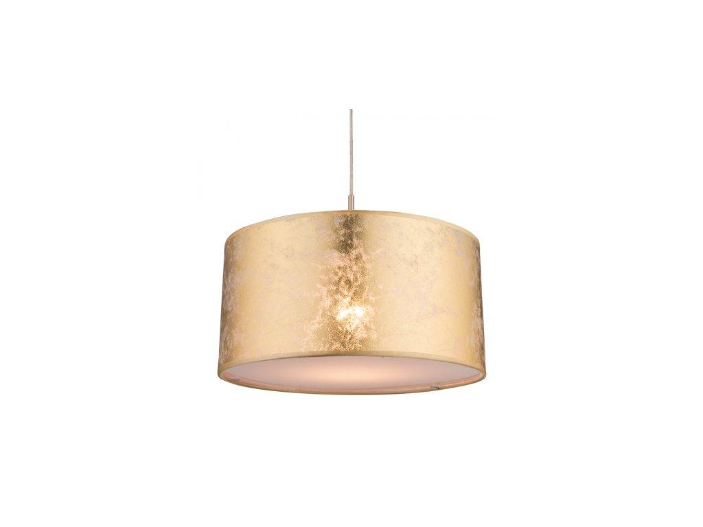 mlamp pl lampa wiszaca amy 15187h globo abazurowa oprawa okragla zwis zloty