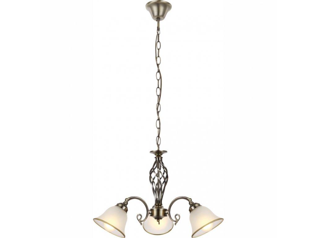 GLOBO 60208-3 závěsné svítidlo ODIN
