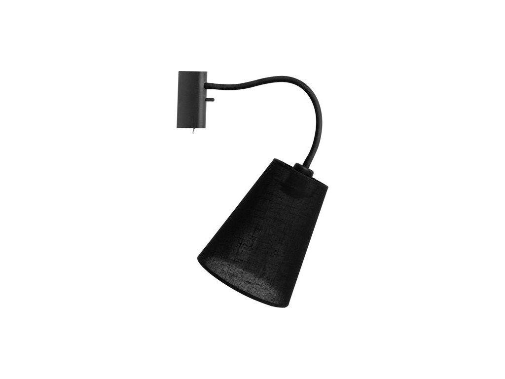 NOWODVORSKI 9758 nástěnné svítidlo FLEX SHADE BLACK