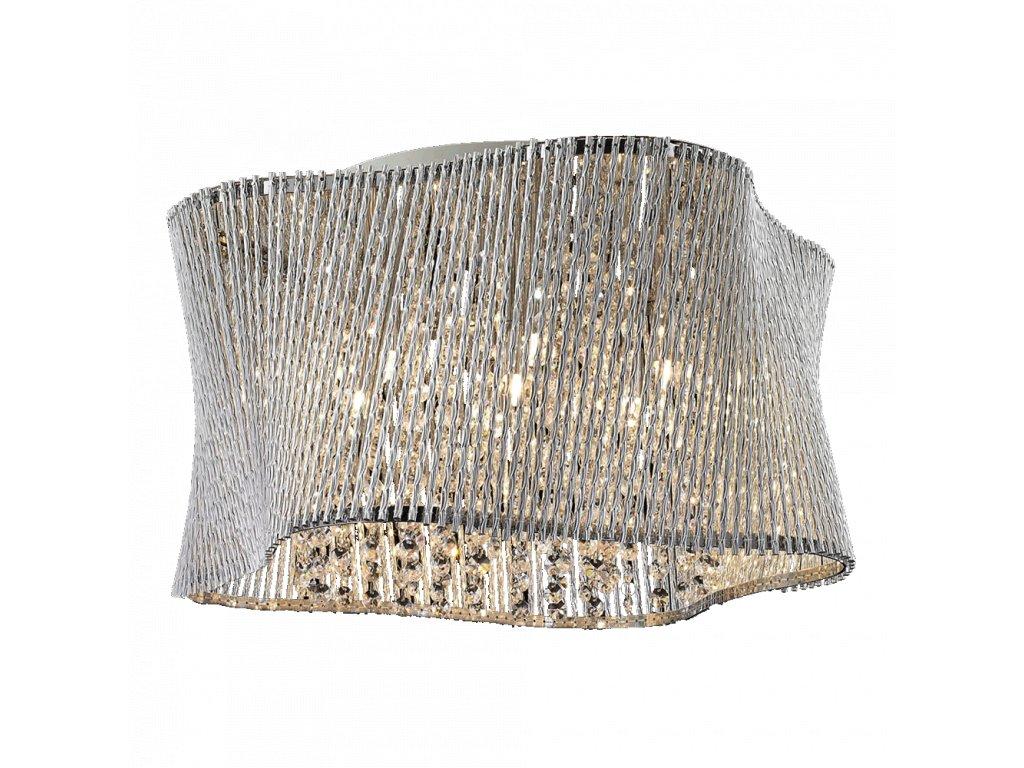 LUXERA 46104 ZONDA moderní stropní svítidlo