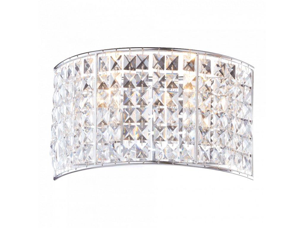 LUXERA 33513 DIADEM nástěnné křišťálové svítidlo