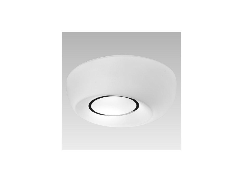 Prezent 66210 Stropní svítidlo BOLERO 3xE27/60W, CHROME/OPAL