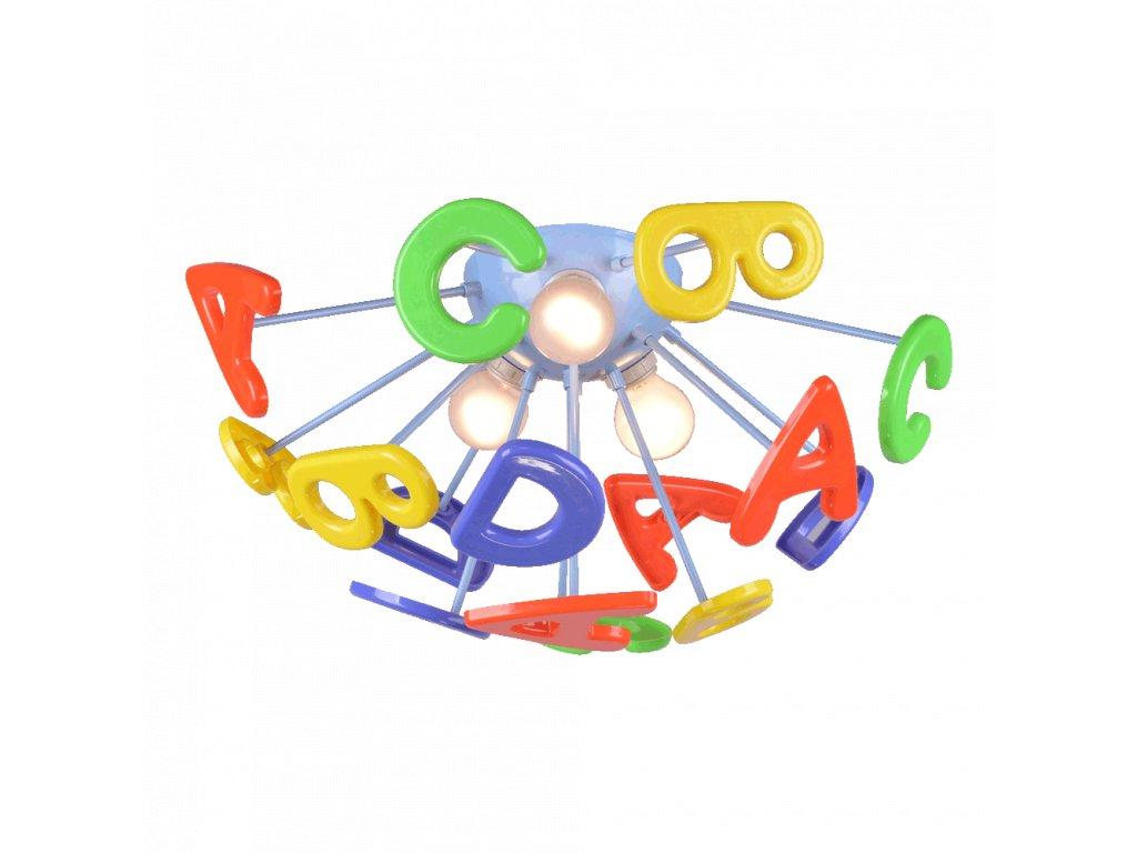 PREZENT 28034 ABC dětské stropní svítidlo