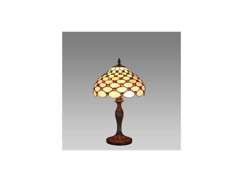Prezent 67 TIFFANY stolní lampa