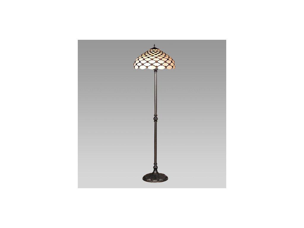 Prezent 76 TIFFANY stojací lampa
