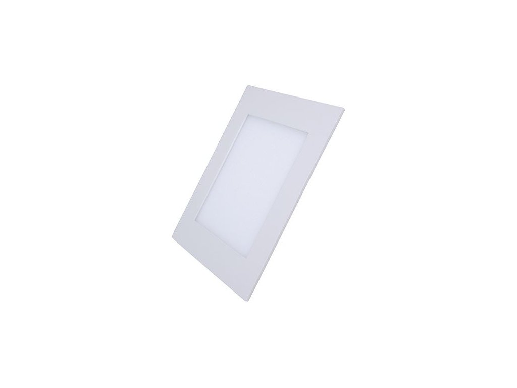 WD111 Solight LED mini panel, podhledový, 18W, 1530lm, 3000K, tenký, čtvercový, bílý