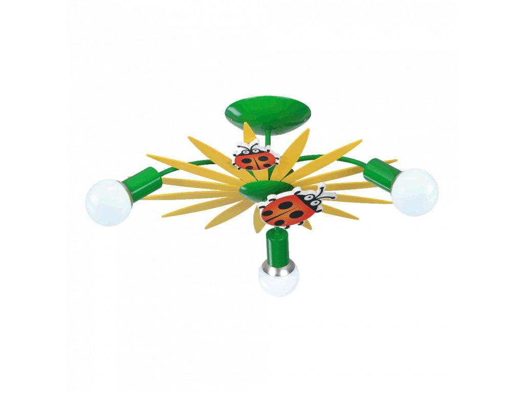 PREZENT 28033 QUETT dětské stropní svítidlo