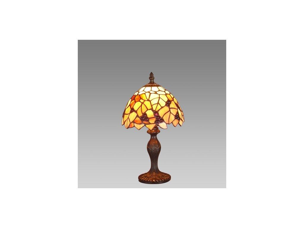 Prezent 69 TIFFANY stolní lampa