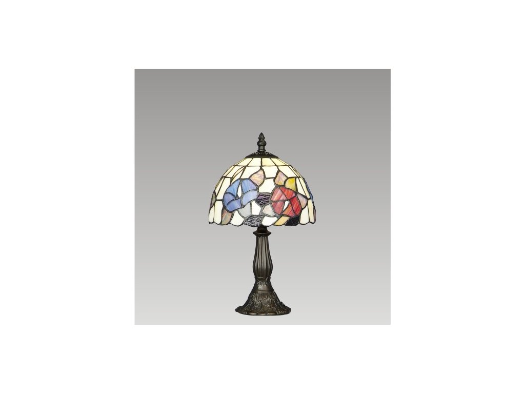 Prezent 79 TIFFANY stolní lampa