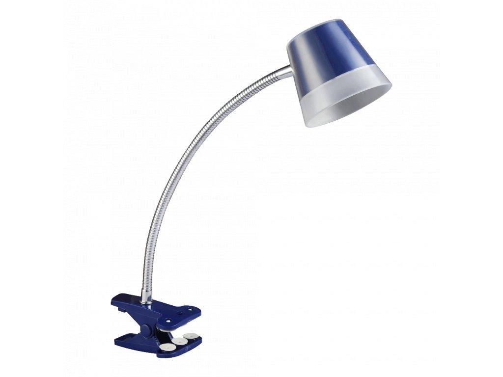 PREZENT 26053 VIGO LED dětská lampička se skřipcem