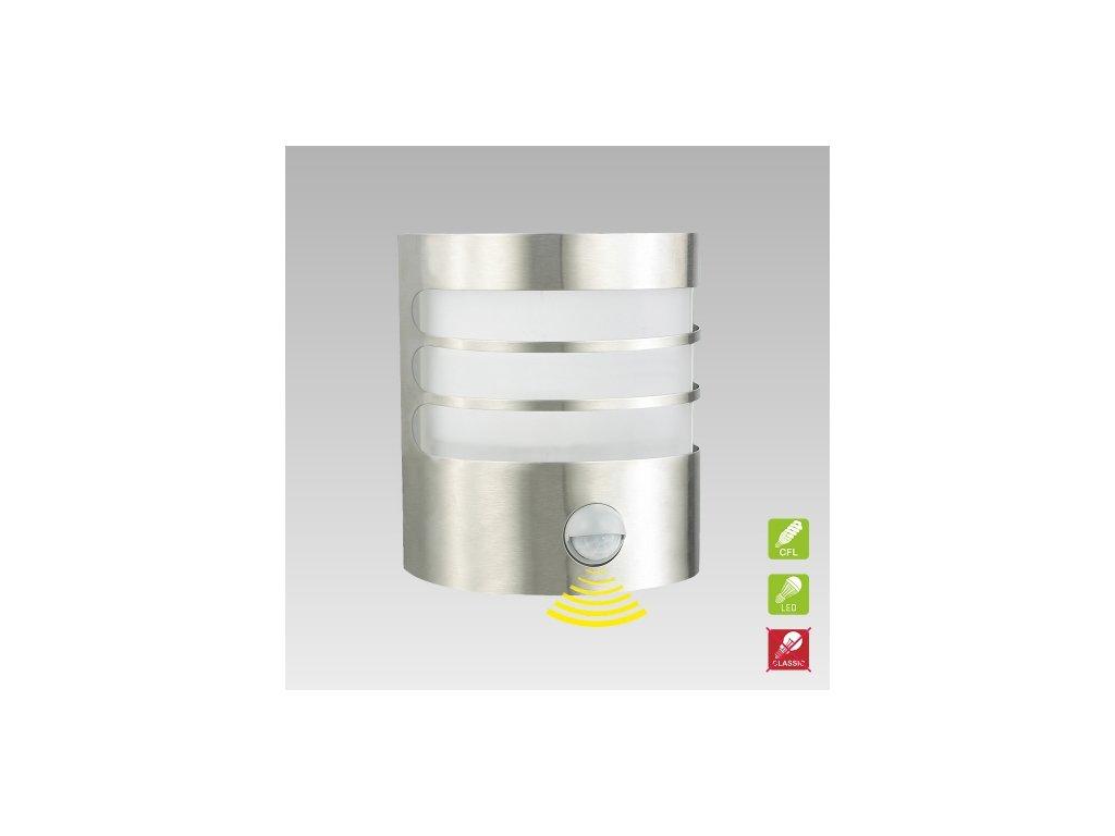 PREZENT 61006 TOLEDO venkovní nástěnné svítidlo se senzorem pohybu