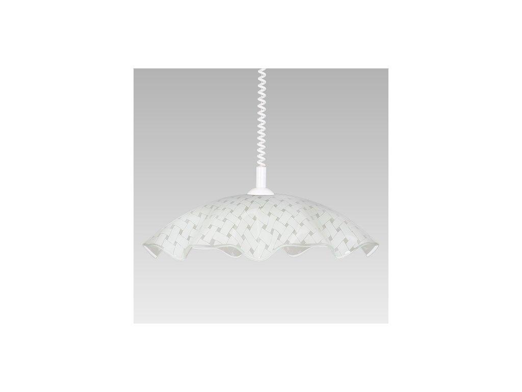 Prezent 45127 LYRA GLASS závěsné stahovací svítidlo