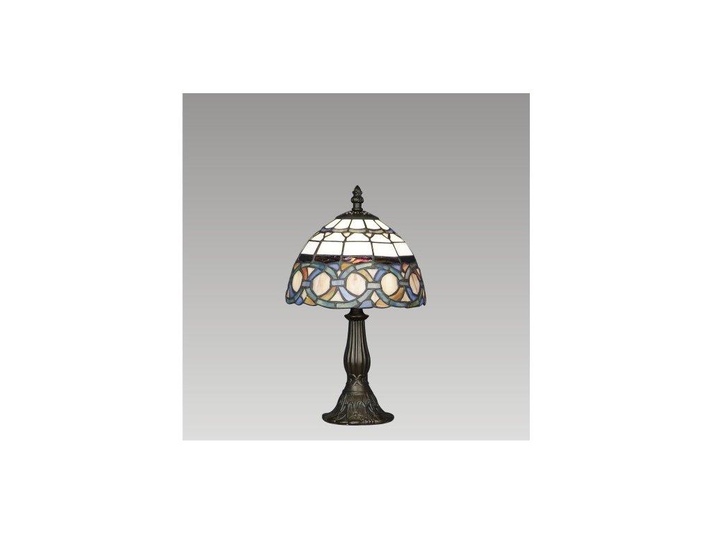 Prezent 81 TIFFANY stolní lampa