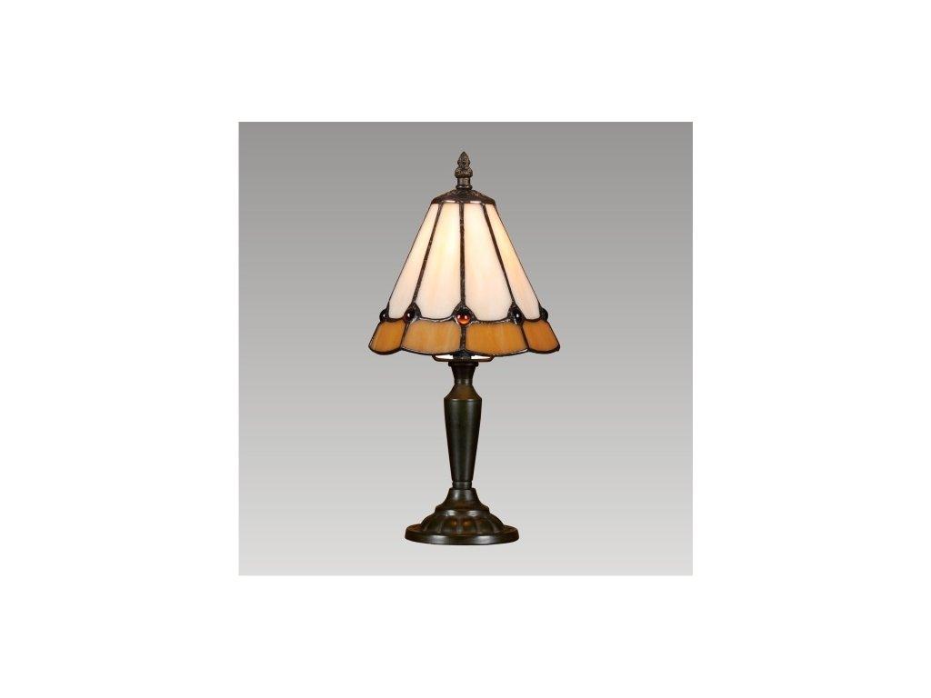 Prezent 91 TIFFANY stolní lampa