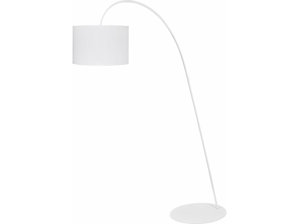 NOWODVORSKI 5386 stojací lampa ALICE WHITE