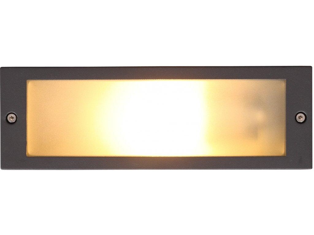 NOWODVORSKI 4907 venkovní nástěnné zápustné svítidlo INA