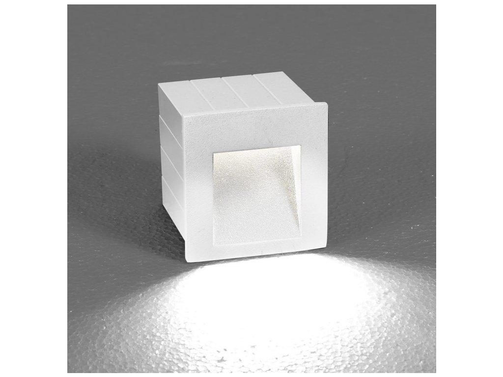 NOWODVORSKI 6908 venkovní nástěnné zápustné LED svítidlo STEP