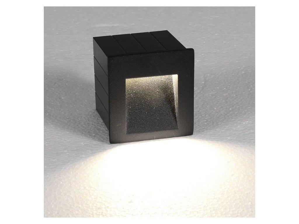 NOWODVORSKI 6907 venkovní nástěnné zápustné LED svítidlo STEP