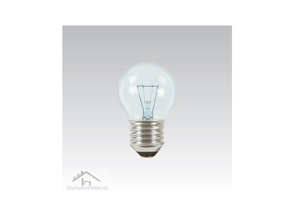 TES-LAMPS žárovka 240V 40W E27 CLEAR