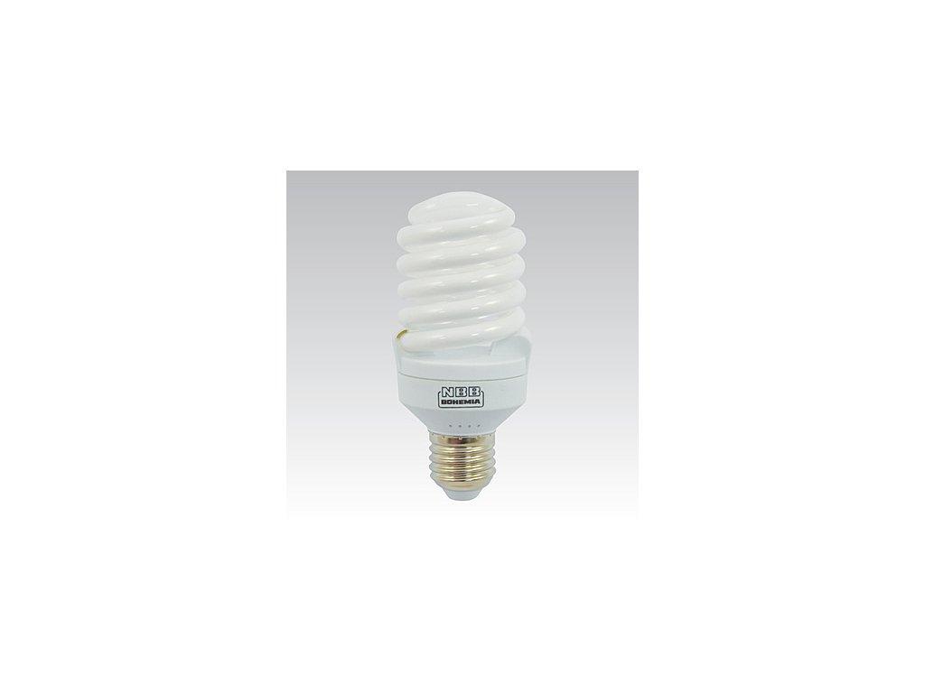 NBB BOHEMIA úsporná žárovka 23W E27 2700K teplá bílá