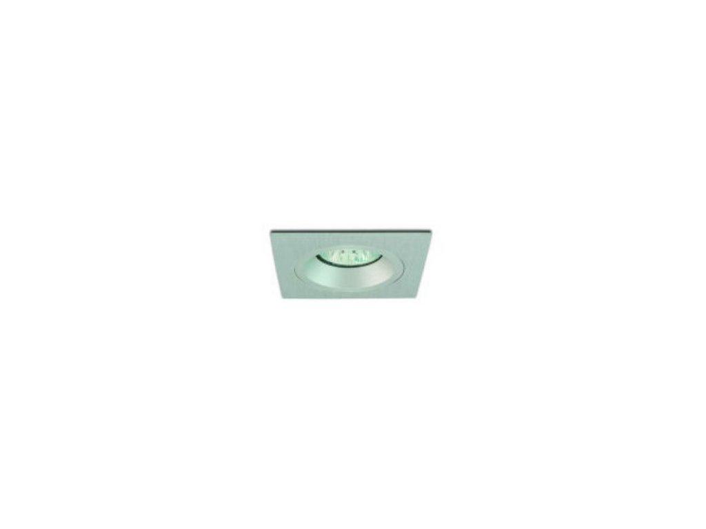 PANLUX HVD-HR50/AL VP AL vestavné bodové svítidlo výklopné