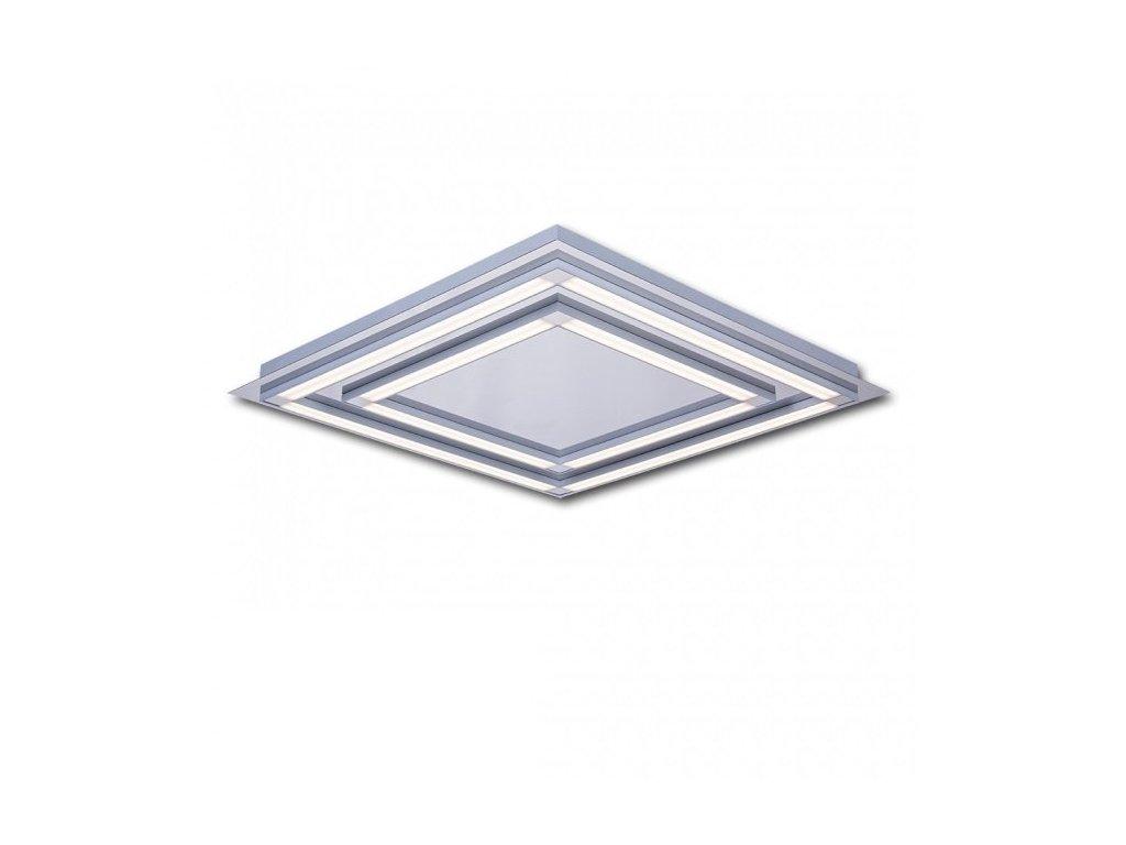 Lis Lighting 5369 LED stropní svítidlo šedá včetně ovladače