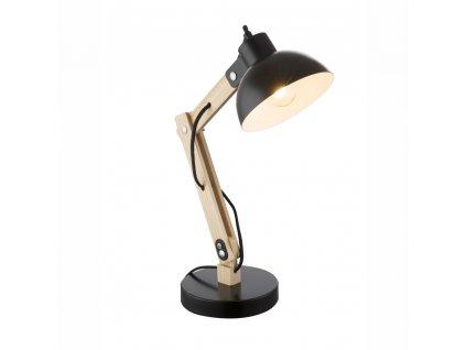 GLOBO 21504 TONGARIRO stolní lampa 1xE27 40W