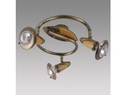 Prezent 324 ZEUS stropní bodové svítidlo