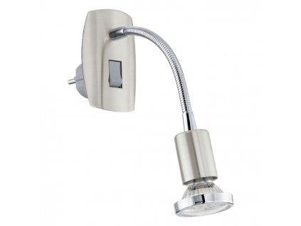 EGLO 92933 zásuvkové bodové svítidlo MINI 4 GU10-LED 1x3W