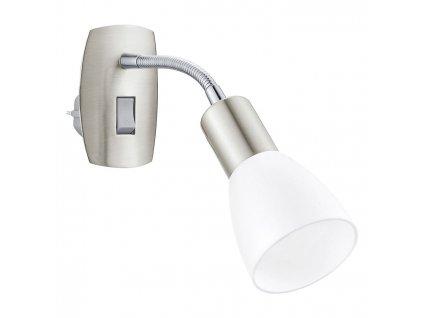 EGLO 92935 zásuvkové bodové svítidlo DAKAR 3 E14 1x25W
