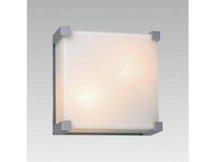 Prezent Stropní svítidlo SUPRA 2xE27/60W, SHINY SILVER 62006