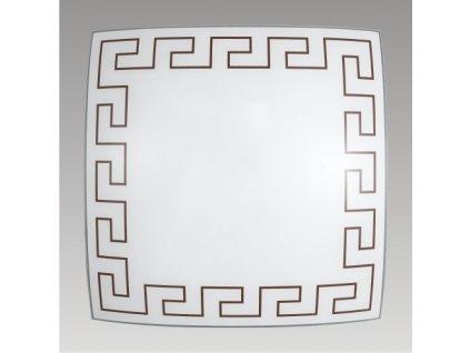 Prezent Stropní svítidlo DELTA 1xE27/60W,300x300,GLASS 45039 F