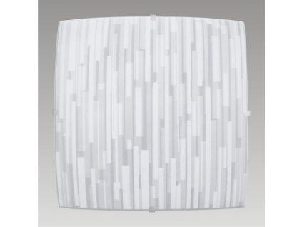 Prezent Stropní svítidlo DELTA 1xE27/60W,300x300,GLASS 45042 K