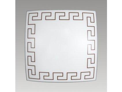 Prezent Stropní svítidlo DELTA 1xE27/60W,300x300,GLASS 45039 K