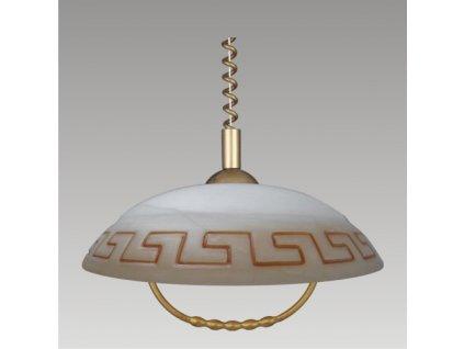 PREZENT 51022 GRECA závěsné stahovací svítidlo