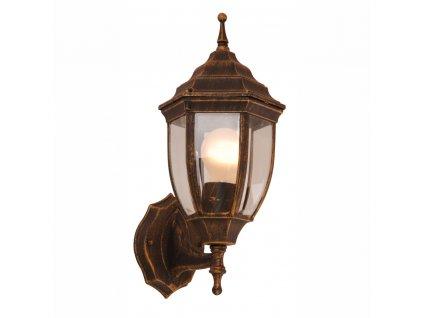 GLOBO 31710 venkovní nástěnné svítidlo NYX I